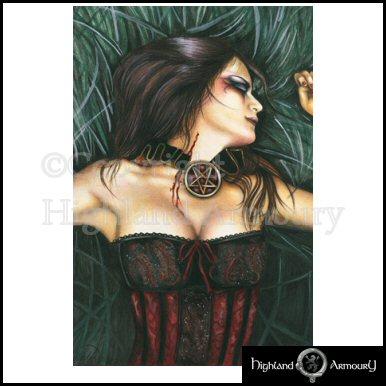 sexy vampire poster - photo #7